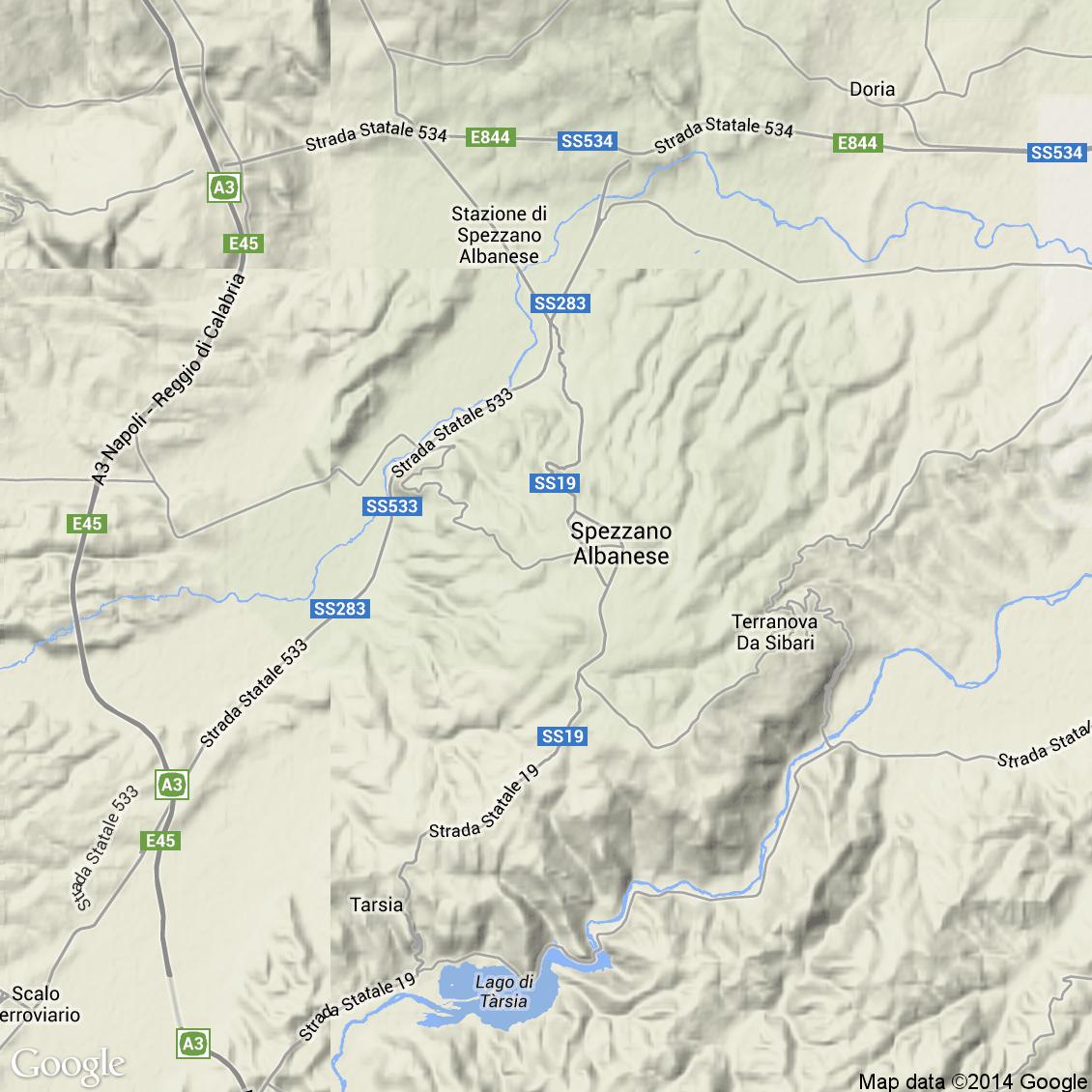 Foto dal territorio del comune di san lorenzo del vallo for Comune di terranova da sibari