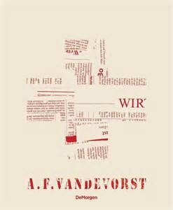 logo A.F.Vandevorst