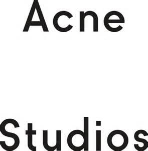 logo Acne Studios