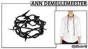 logo Ann Demeulemeester