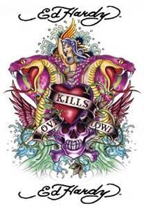 logo Ed Hardy