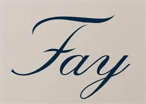 logo Fay