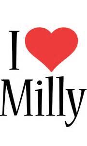 logo Milly