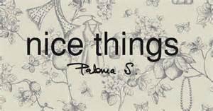 logo Nice Things by Paloma S.