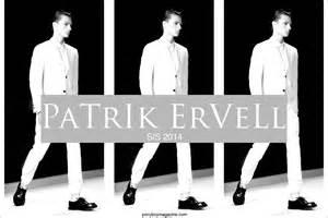 logo Patrik Ervell