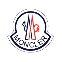 moncler logo originale