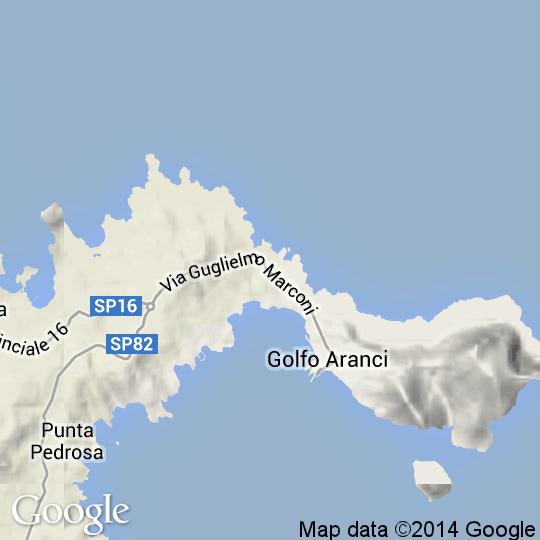Cartina Sardegna Golfo Aranci.Mappa Di Golfo Aranci Cartine Stradali E Foto Satellitari