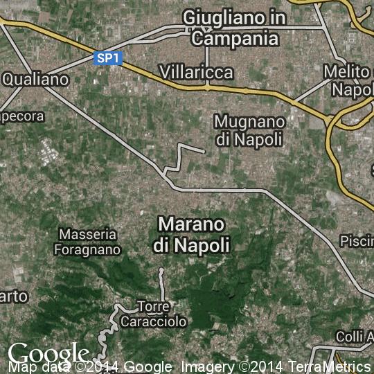 Cartina Marano Di Napoli.Mappa Di Marano Di Napoli Cartine Stradali E Foto Satellitari